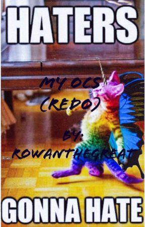 Rowan's Ocs (Oc Book Redo) by RowanTheGay