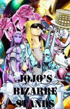 JoJo's Bizarre Adventure: FanMade Stands by Reitankiller