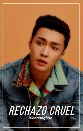 rechazo cruel - yixing (LAY - EXO) by dleedonghae-oficial