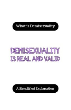 What is Demisexuality  by demi_community