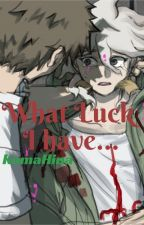 What luck I have...|KomaHina| by _dead_nobody_