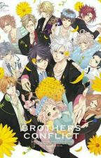 Conflicting Emotions || Brothers Conflict  by Bubby_bubbly