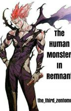The Human Monster in Remnant by the_third_zentomon