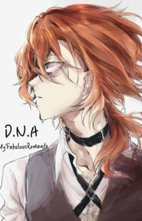 D.N.A [Soukoku; Mpreg]  by MyFabulousRomance