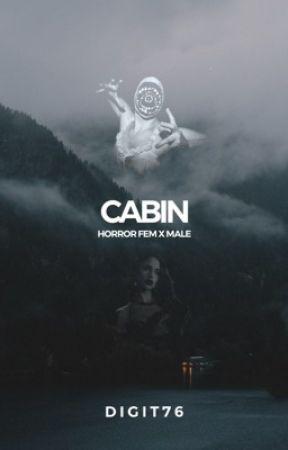 CABIN: Horror X Male [SMUT] by Digit76