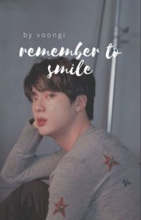 REMEMBER TO SMILE. x bts series cover