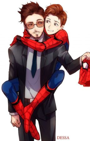 IronDad and SpiderSon One-Shots by Bi_Slytherin_Bitch
