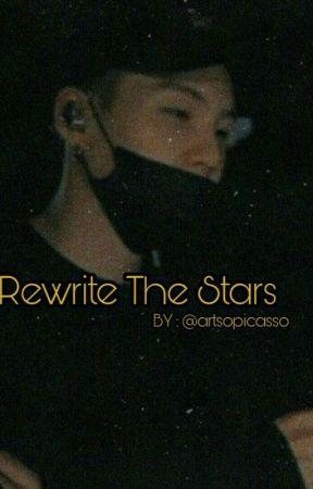 Rewrite The Stars ~M.Y. F.F. by artsopicasso