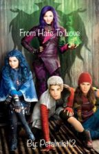 From Hate To Love (Carlos X Reader) by Petalmist12