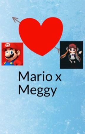 Beach Day (Mario X Meggy) by CarnageInkling24