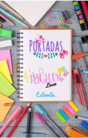 Portadas by HigherLove_Ed