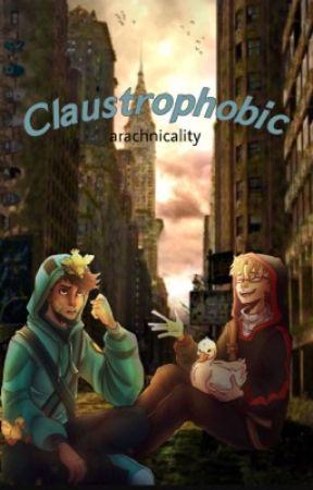 Claustrophobic | Skephalo by arachnicality