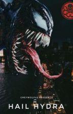 Hail Hydra ; BW by widows-venom