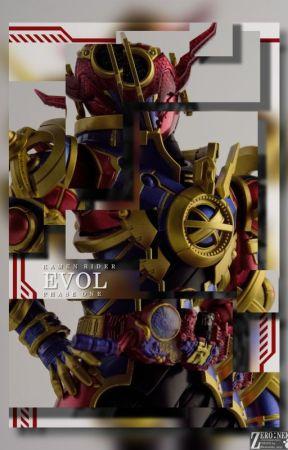 Boku no Hero Academia X Kamen Rider Evol: Destroyer of Love by ZeroScorpion2002
