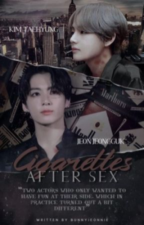 cigarettes after sex ❦ taekook by bunnyjeonnie