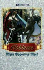 Noblesse: When opposites meet (Rai Fanfiction) by glitter_xxxlicious