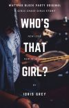 Who's That Girl?   Girls Chase Girls #1.5 [COMPLETE] cover
