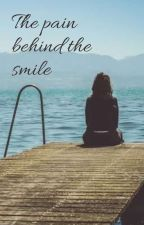 The Pain Behind The Smile  by reddd_rose