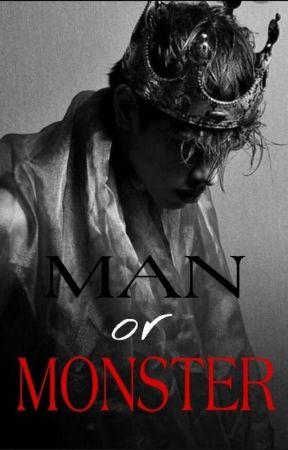 Man Or Monster  by read_write_sleep_eat