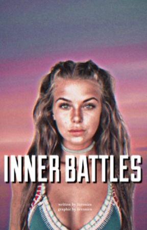 inner battles ; ben beast by iicconics