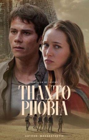 THANTOPHOBIA ━ THOMAS by magaesthetic