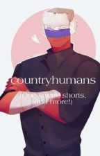 CountryHumans! (One-shots, short stories, and more!) by Alan_is_Luminous