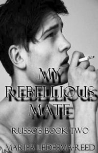 My Rebellious Mate. cover