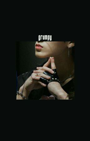 grumpy ;; woosan by ERICVERSE