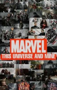 Avengers x Reader This universe and mine cover