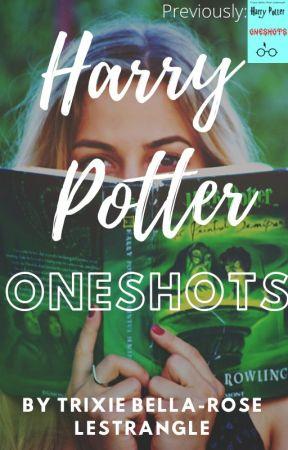 Harry Potter Oneshots by goldenzingy46