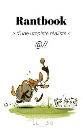 Tractopelle (Non jdec' c'est un Rantbook) by Lililartiste