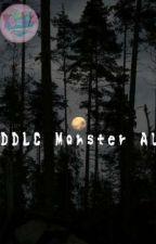 DDLC Monster AU (Natsuri) (Sayonika) by NatThePlant