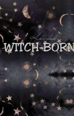 Kelaidah: Witch-Born by GomsiAgu16