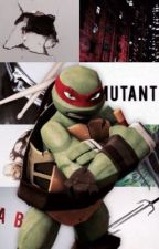 TMNT x Reader Raphael [ complete ] by Author-Dayo
