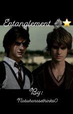 Entanglement  by notwhorosethinks