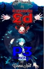 PERSONA 3 RED and BLUE by Cosmos_Null