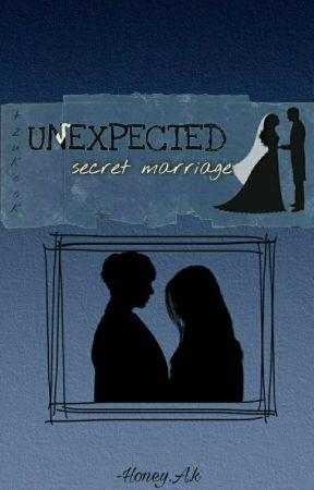 Unexpected Secret Marriage(tzukook) by Honey6121