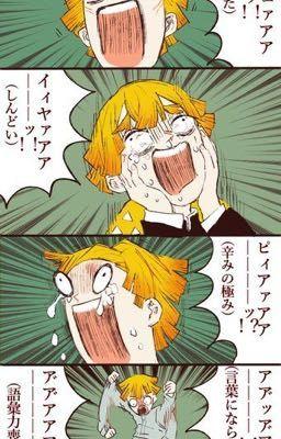 Đọc truyện Kimetsu no yaiba Doujinshi + fanart + ....