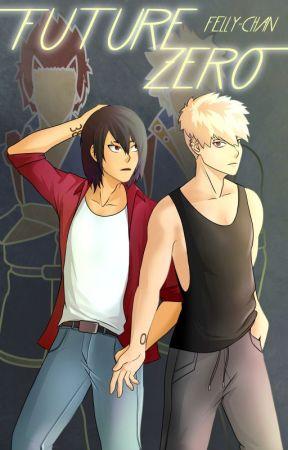 FUTURE ZERO (Kirishima x Bakugou) by Felly-Chan