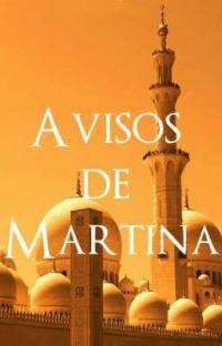 Livro de avisos dos livros de Martina Maressa cover
