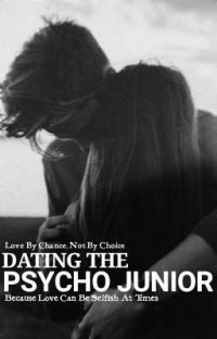 Dating The Psycho Junior cover