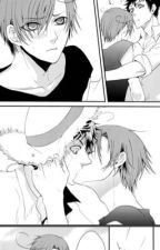 Ciao Sparkling: Spamano Comic (18+) by PansexualTree