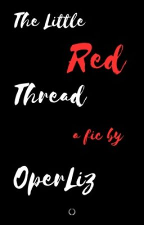 The Little Red Thread: Soulmate AU (AizawaXreader) by OperLiz