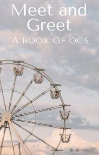 Meet and Greet (BOOK OF OCS) cover