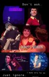 Starkid x reader aka Robert Manion x reader let's be real  cover