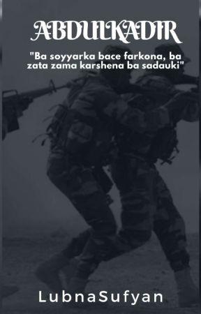 ABDULKADIR by LubnaSufyan