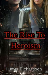 The Rise to Heroism {Loki Laufeyson} Book One cover
