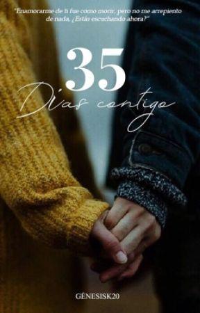 35 días contigo by GenesisK20