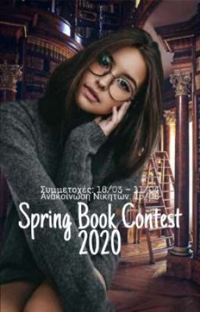 Spring Book Contest 2020 ||close|| by _lucifersdaughter__