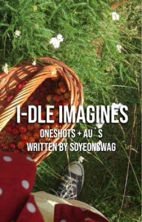 i-dle imagines by SOYEONSWAG
